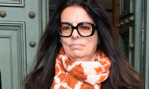 Francoise Bettencourt Meyers là người thừa kế đế chế LOréal. Ảnh: AFP