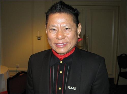 Doanh nhân gốc Việt - Hoàng Kiều không còn là tỷ phú năm nay. Ảnh: BBC