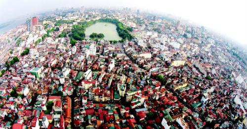 Hà Nội có tốc độ gia tăng dân số thuộc hàng nhanh trong các Thủ đô trên thế giới.