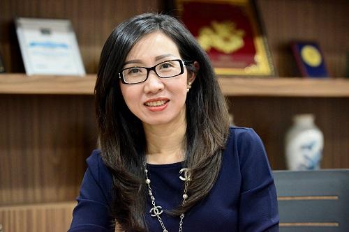 Bà Trần Thị Lệ - CEO NutiFood dẫn dắt doanh nghiệp vượt qua khó khăn và vào nhóm công ty sữa nội địa thuộc top đầu thị trường.