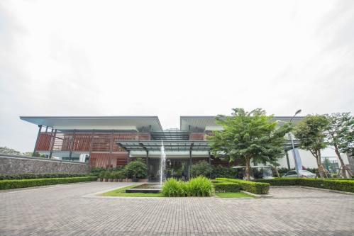 Club House quy mô và hiện đại tại Gamuda Gardens