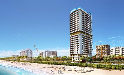 Sở hữu vị trí ven biển, nằm trên đường Võ Nguyên Giáp, TMS Hotel Da Nang Beach đang là tâm điểm thu hút du khách