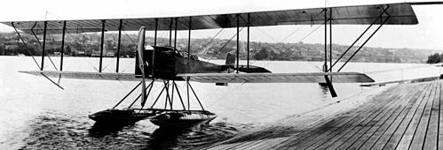 Thủy phi cơ của Boeing - B&W. Ảnh: Boeing