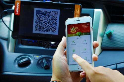 Thêm ông lớn taxi triển khai thanh toán VNPAY-QR (bài xin Edit) - 2