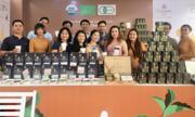 L'amant Café mang cà phê hữu cơ đến lễ hội cà phê Buôn Ma Thuột