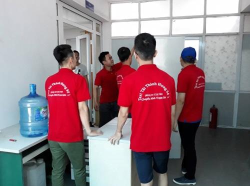 Chuyển nhà Thành Hưng chuyên cung cấp dịch vụ chuyển nhà, văn phòng trọn gói.