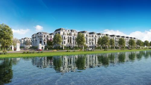Elegant Park Villa - một miền xanh thịnh vượng