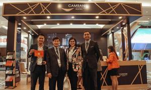Nhà ga quốc tế Cam Ranh giành giải thưởng quốc tế