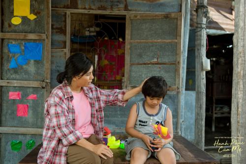 Nhân vật chính bé Tim (Huy Khang) mắc hội chứng tự kỷ lần đầu được đưa lên phim