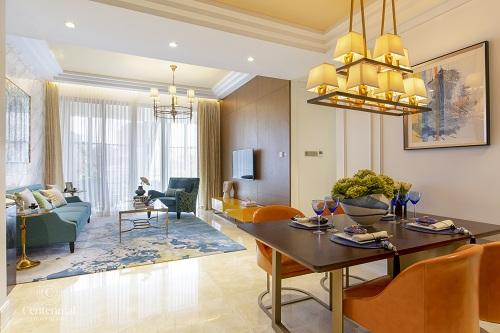Thiết kế của các căn hộ tại Centennial đáp ứng các tiêu chuẩn khắt khe. Liên hệ dự án qua hotline 0902918886, fanpage hoặc truy cập tại đây.