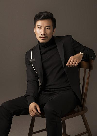 Nhà sản xuất kiêm diễn viên Bá Cường.