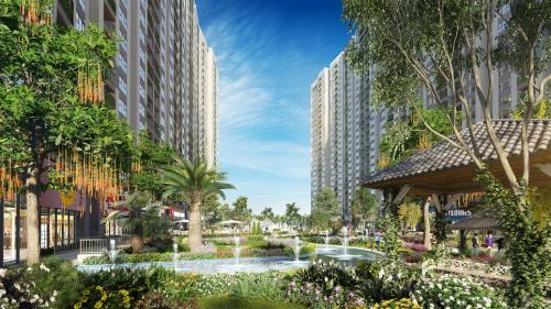 Ngày càng nhiều khách hàng lựa chọn căn hộ tại dự án đã hoàn thiện.
