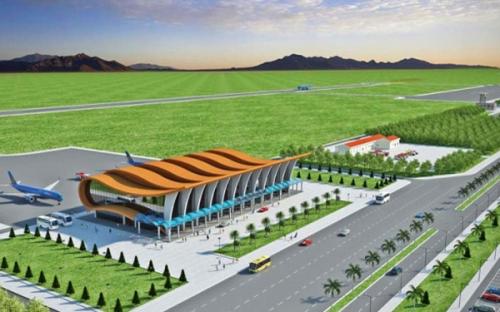 Dự án sân bay Phan Thiết được tăng vốn lên 10.000 tỷ đồng.
