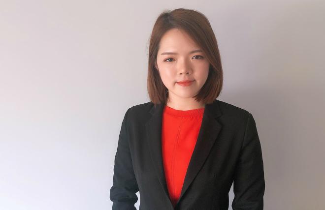 Emily Trần mong muốn sẽ xây dựng thương hiệu làm đẹp của riêng mình trong tương lai không xa. Ảnh: NVCC.