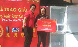 Ranee trao hơn 224.000 giải thưởng đến người tiêu dùng dịp Tết Kỷ Hợi