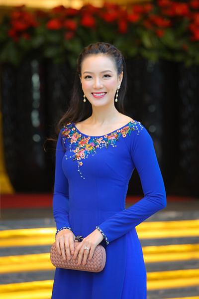 Hành trình của Đại sứ Trang Phương tại lễ hội Áo dài 2019 - 1
