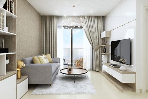 Căn hộ gần trung tâm Hà Đông có giá từ 700 triệu đồng - 2