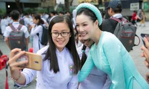 Hành trình của Đại sứ Trang Phương tại Lễ hội Áo dài 2019