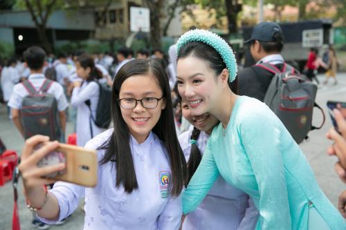 Hành trình của Đại sứ Trang Phương tại lễ hội Áo dài 2019 - 2