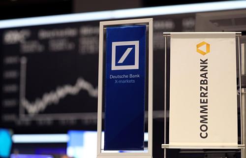 Hai ngân hàng lớn nhất Đức đang đàm phán sáp nhập