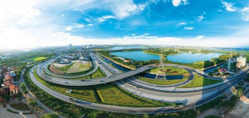 Quận Hoàng Mai ngày càng thay da đổi thịt với việc hoàn thiện hạ tầng.