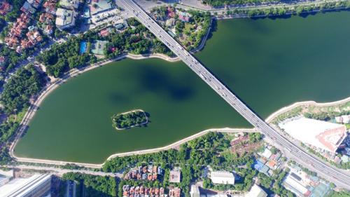 Bất động sản quận Hoàng Mai sở hữu hệ thống dịch vụ tiện ích tương đối hoàn chỉnh. Thông tin liên hệ hotline: 0943 573 246