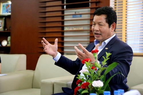 Ông Trương Gia Bình nói về vị thế kinh tế tư nhân Việt Nam sau 30 năm. Ảnh: V.A