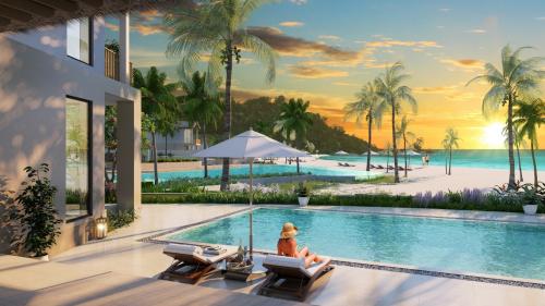 Nam Phú Quốc dần hình thành chuỗi dịch vụ du lịch - nghỉ dưỡng hoàn chỉnh - 1