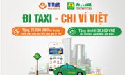 Taxi Mai Linh triển khai dịch vụ thanh toán bằng mã QR trên Ví Việt