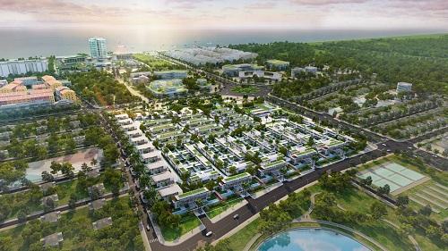130 căn biệt thự nghỉ dưỡng tạiSailing Club Villas Phu Quoc.