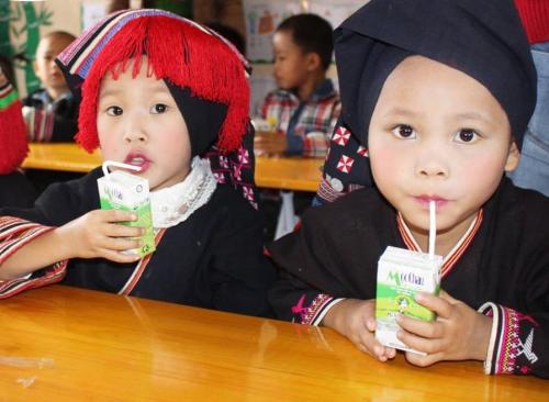 10 năm mang sữa cho 3.000 trẻ em nghèo vùng cao của Mộc Châu Milk - 2