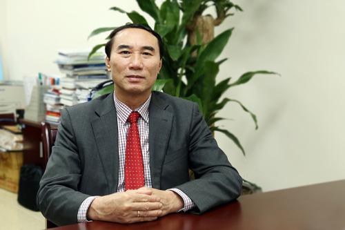 Ông Nguyễn Văn Phụng - Vụ trưởng vụ quản lý thuế doanh nghiệp lớn Tổng Cục thuế đánh giá cao phần mềm hóa đơn điện tử meInvoice.vn của MISA.