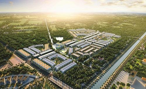 DIC Victory City Hậu Giang được kỳ vọng trở thành tâm điểm mới của TP Vị Thanh
