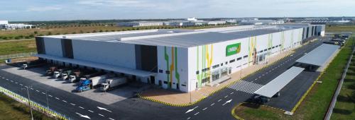 Nhà máy mới của Uniben tại khu công nghiệp Vietnam - Singapore 2, tỉnh Bình Dương.