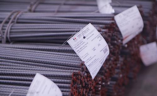 Nhà máy Tung Ho có công suất 600.000 tấn thép cán nóng mỗi năm.