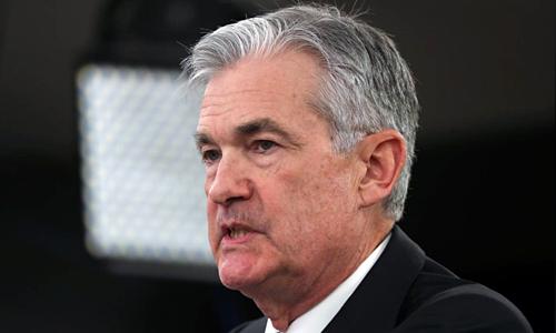 Chủ tịch Fed tại cuộc họp báo hôm 20/3. Ảnh: Reuters