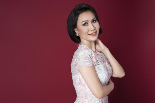 Doanh nhân Vũ Ngọc Hương - Tổng giám đốc Công ty CP Đầu tư và Dịch vụ Sao Kim (Venus Corp).