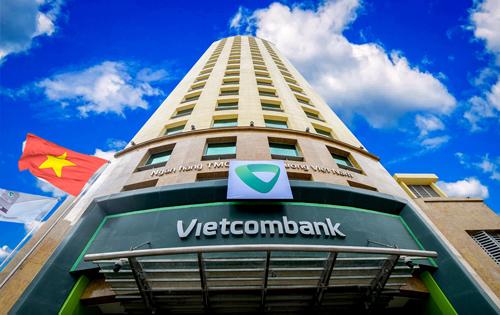 Trụ sở chính của Ngân hàng TMCP Ngoại thương Việt Nam.