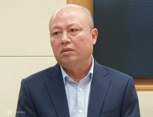 Ông Nguyễn Phú Cường - Chủ tịch Tập đoàn Hoá chất Việt Nam (Vinachem). Ảnh: H.Thu