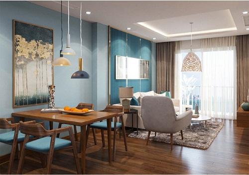 Mô hình căn hộ dịch vụ 5 sao tại Hạ Long Bay View
