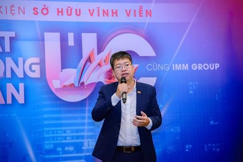 Ông Nguyễn Xuân Sinh, Giám đốc Phát triển Kinh doanh IMM Group phân tích 2019 sẽ là một năm tăng trưởng trong việc đầu tư bất động sản nước ngoài của người Việt.