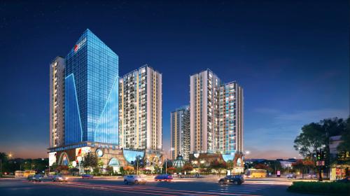 Hinode City – một trong số dự án căn hộ nội đô cao cấp hiếm hoi đang mở bán