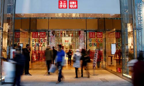 Một cửa hàng của Uniqlo tại Nhật Bản. Ảnh: Japan Times