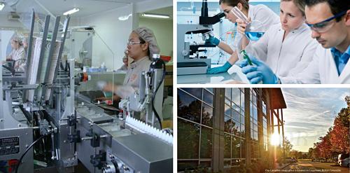 Ngành nghiên cứu dược thảo phố biến ở nhiều nơi trên thế giới.