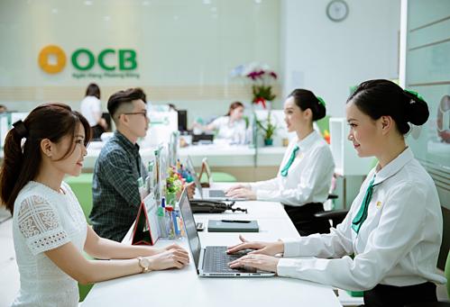 OCB định vị trở thành ngân hàng hàng đầu về bán lẻ và doanh nghiệp vừa và nhỏ.