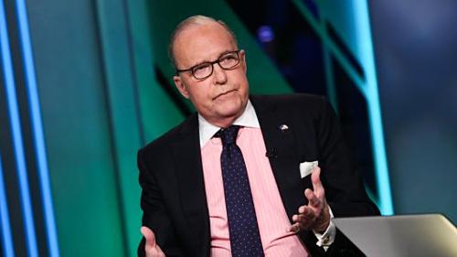 Cố vấn kinh tế Nhà Trắng - Larry Kudlow. Ảnh: CNBC