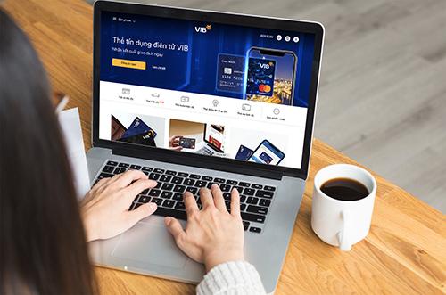 Website ngân hàng số www.vib.com.vn được đánh giá cao vì thân thiện với người dùng, cấu trúc thông tin rõ ràng, mạch lạc, khoa học, dễ tiếp cận với khách hàng.