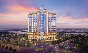 Kiến trúc sư Italy mang âm hưởng La Mã vào kiến trúc dự án tại Sài Gòn