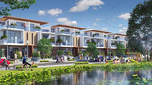 Ngày 28/03/2019 vừa qua, khu đô thị Dragon Village do Công tý Phú Long phát triển đã được vinh danh ở hạng mục