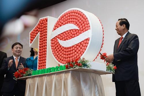 10 năm có mặt tại Campuchia, Metfone đã góp phần tạo nên nhiều thay đổi cho ngành Viễn thông tại đây.